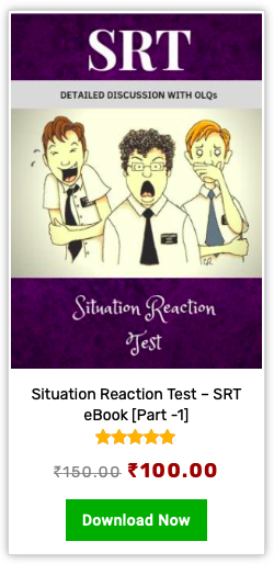 situation reaction test sub