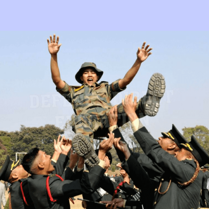 technical entries indian army