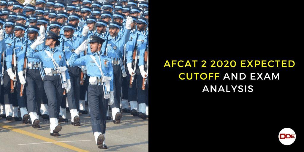 afcat 2 2020 exam questions