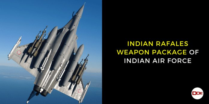 indian rafales weapon package