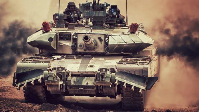 Armoured corps
