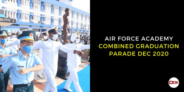air force academy combined graduation parade 2020