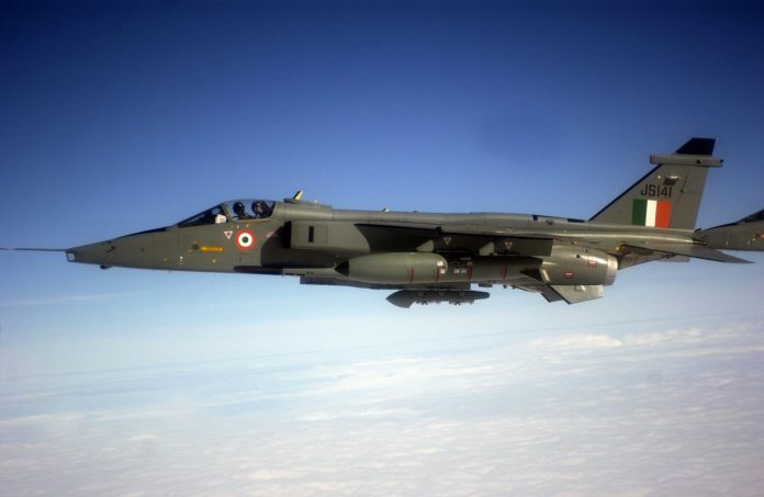 sepecat jaguar indian air force
