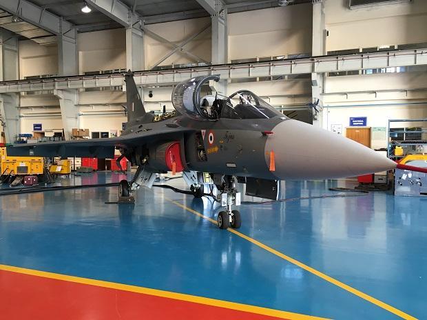 Light Combat Aircraft Atmanirbhar Bharat Electronic Warfare systems