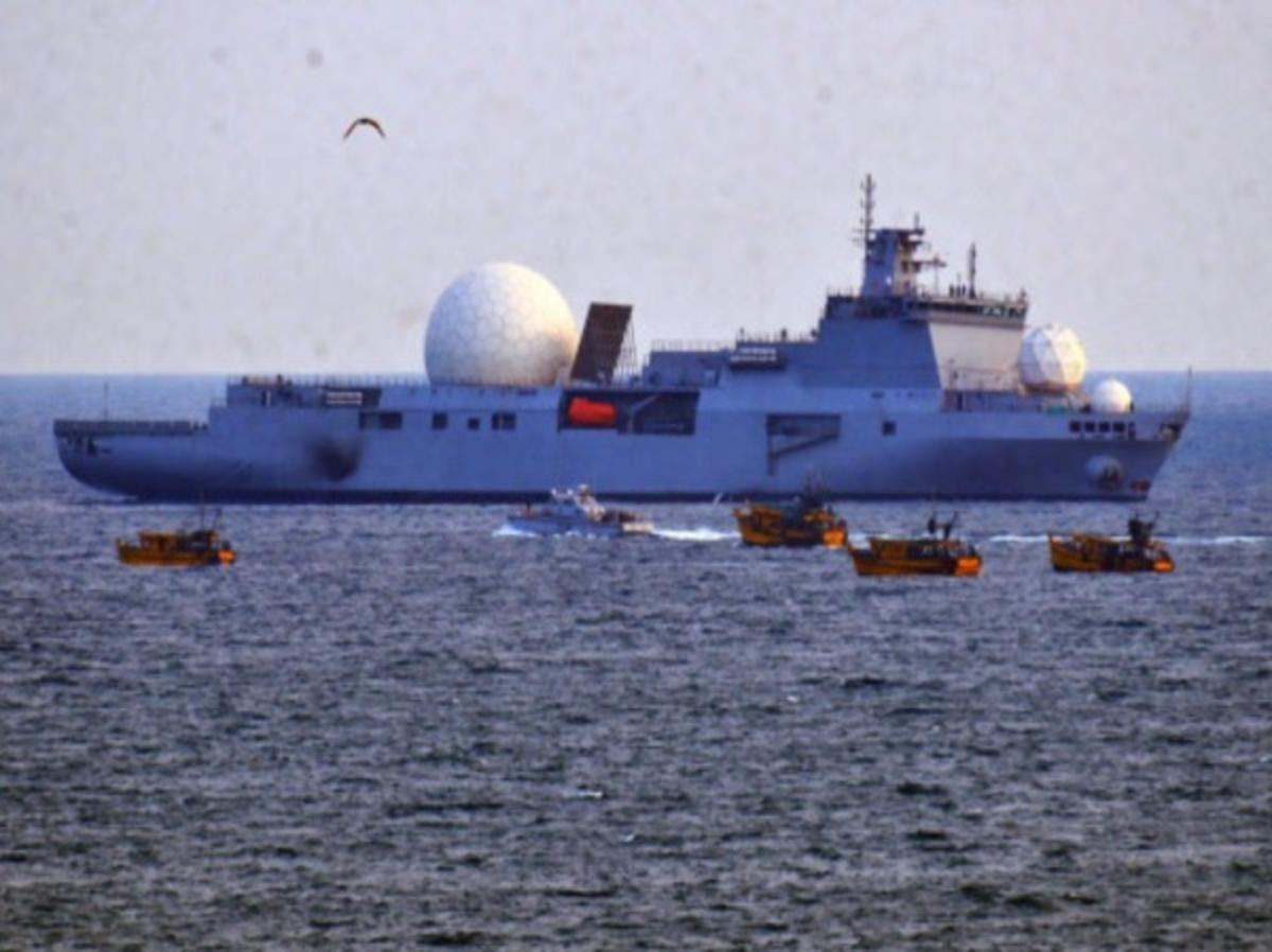 Indian Naval Ship Dhruv DRDO