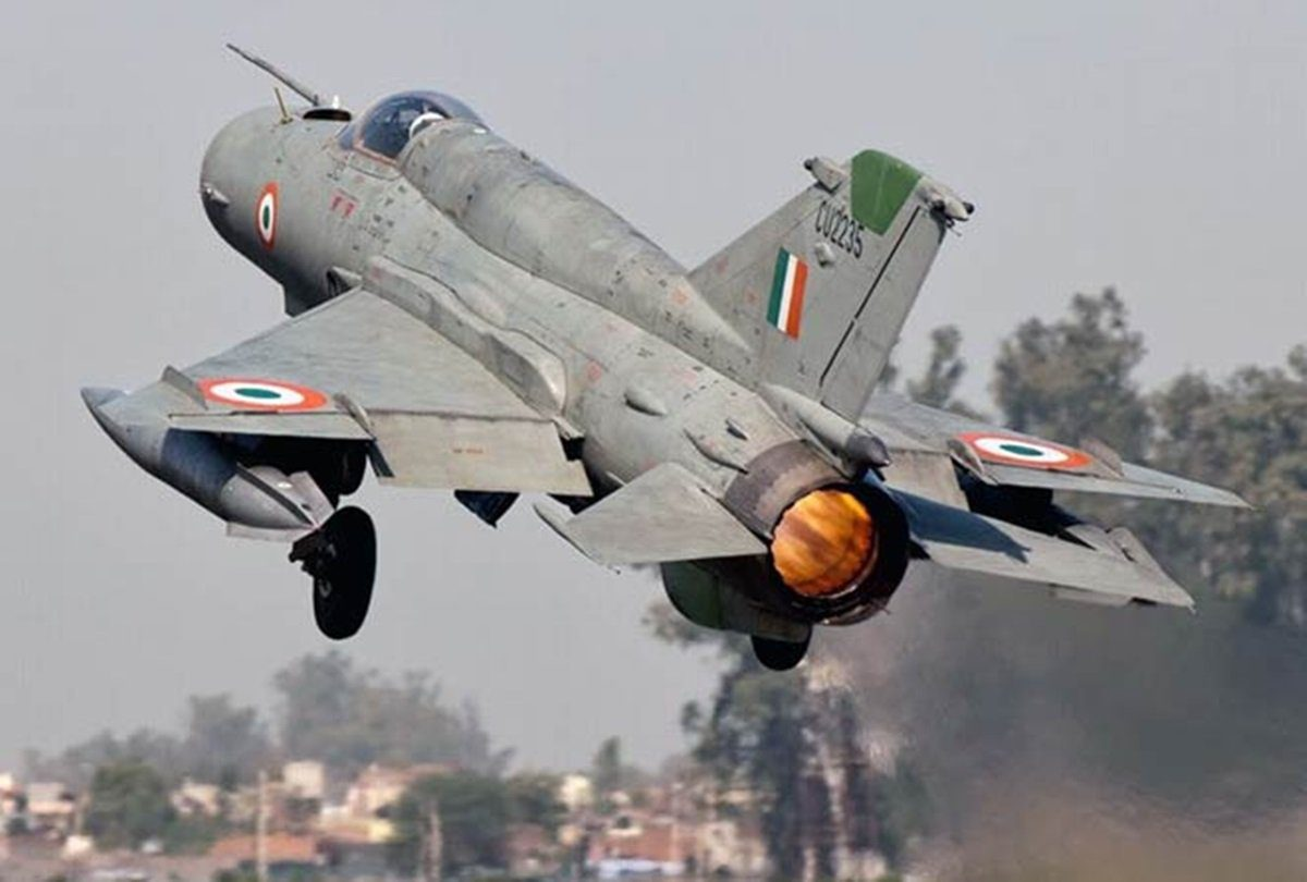 MiG 21 Bison Squadron