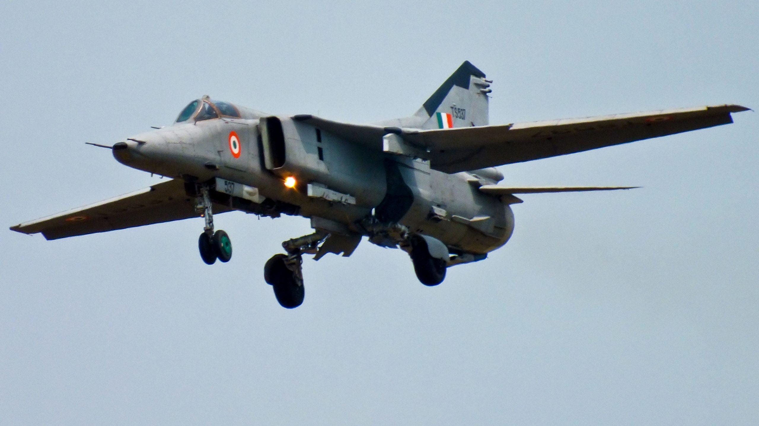 MiG 27 Hasimara AFS