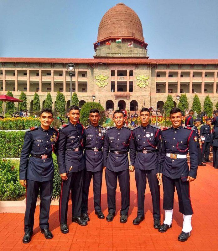 Daily Routine NDA Cadets
