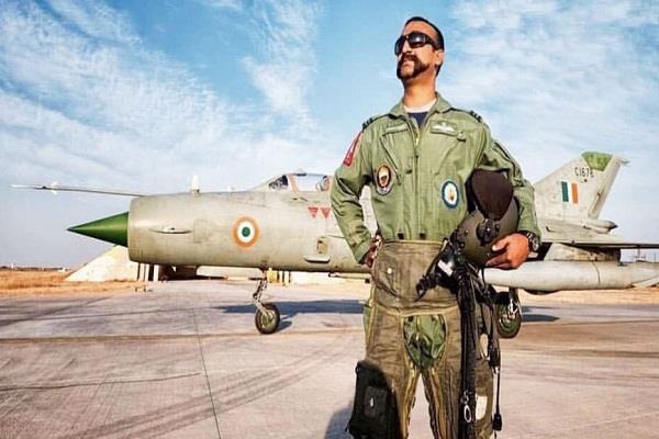 Wing Commander Abhinandan