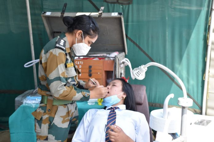 army dental corps notification 2021