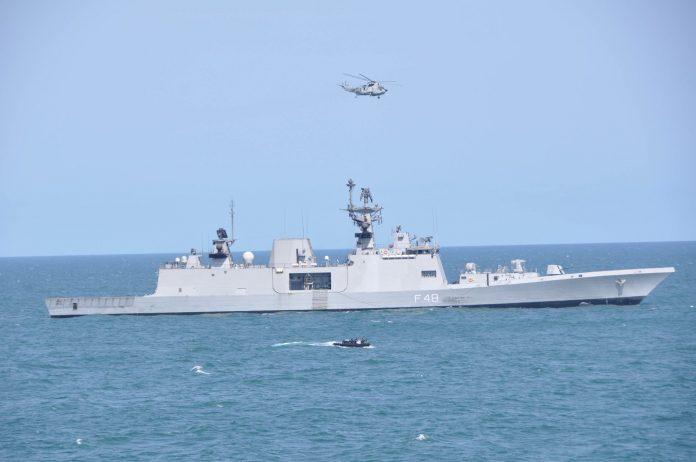 La Pérouse Maritime Exercise