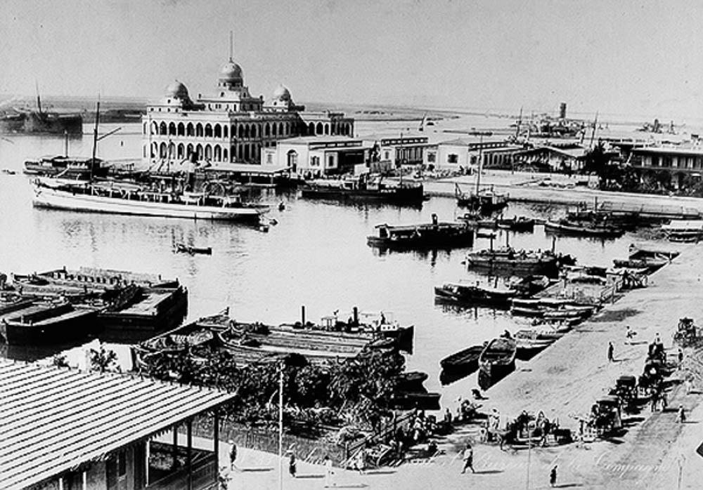 Suez Canal Lecturette Topic SSB