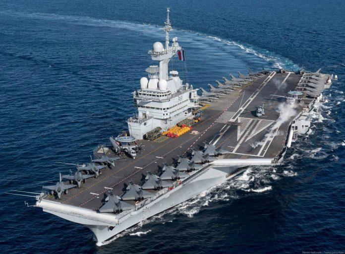 bilateral Naval exercise VARUNA 2021