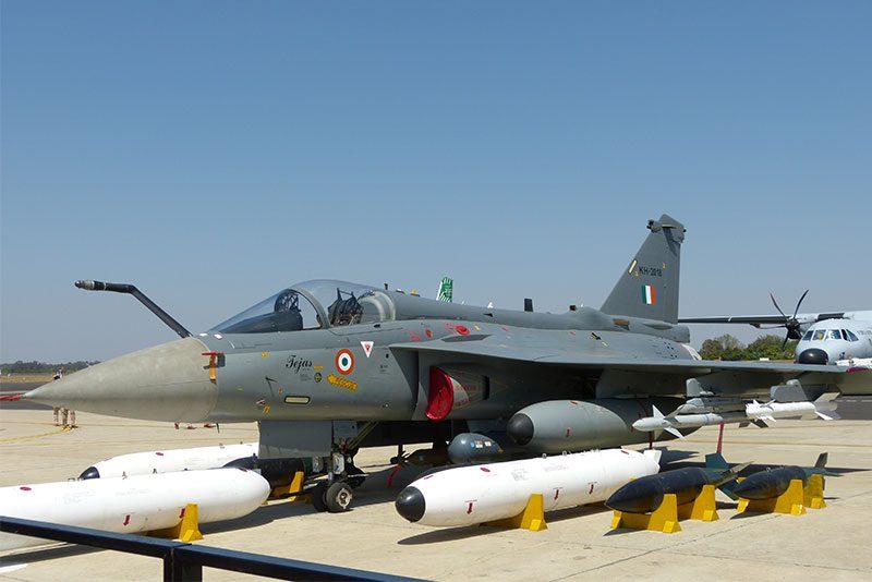 Light Combat Aircraft LCA Tejas