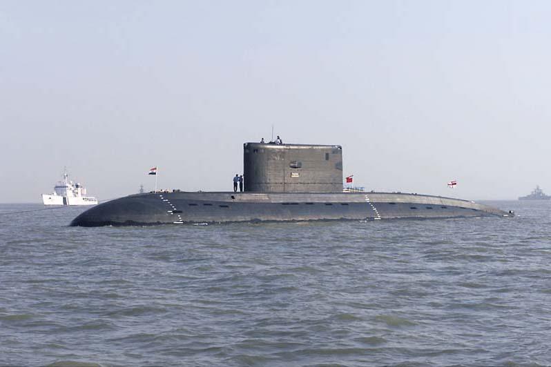 Sindhughosh class submarines