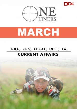 march current affairs 2021