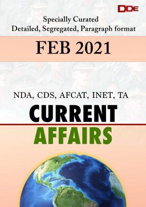 current affairs february 2021