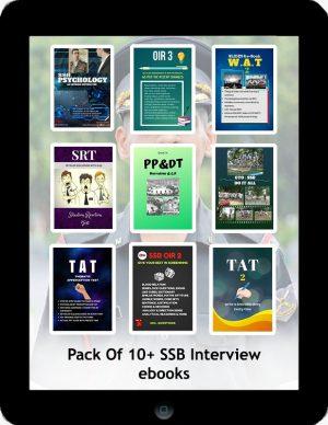 SSB Interview Bundle