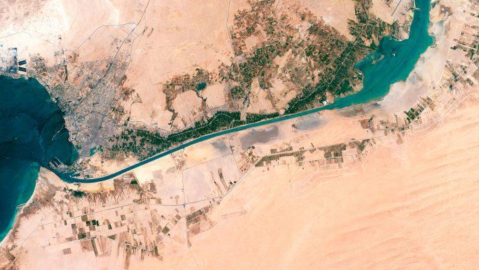 Suez Canal Lecturette Topic