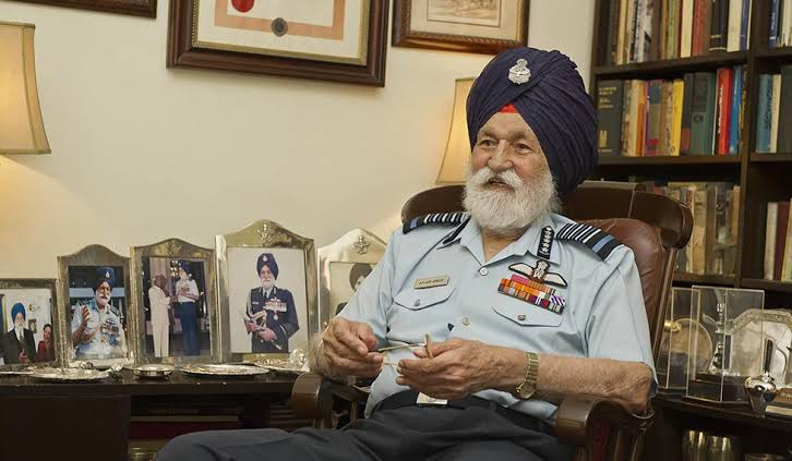 marshal of indian air force