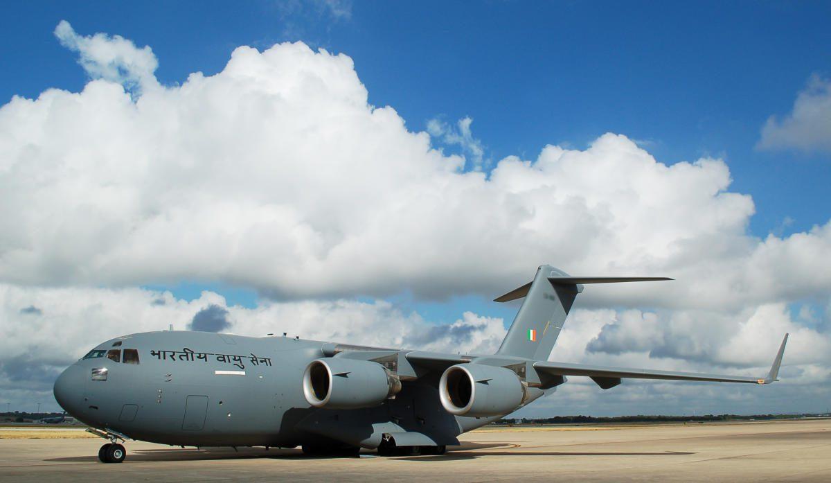 No 81 Squadron IAF Sky Lords