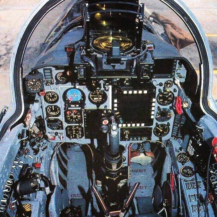 MiG 21 Bison