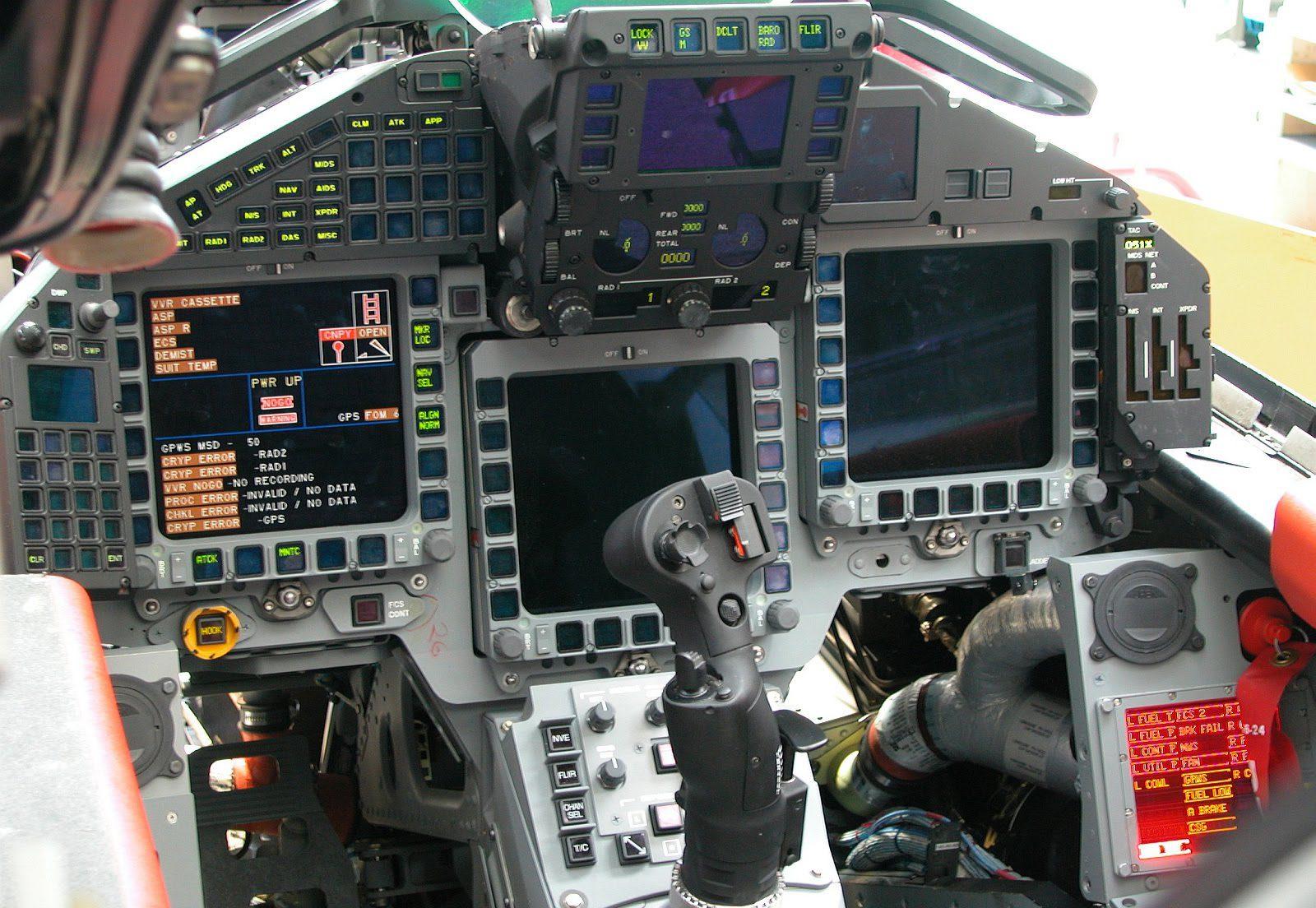 MiG 29 Upg Cockpit