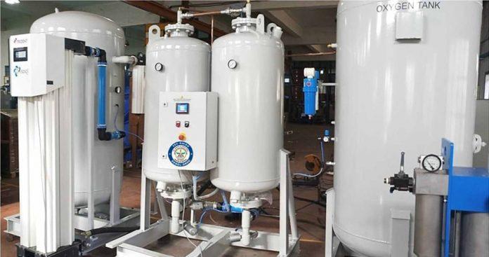 LCA Tejas medical oxygen crisis