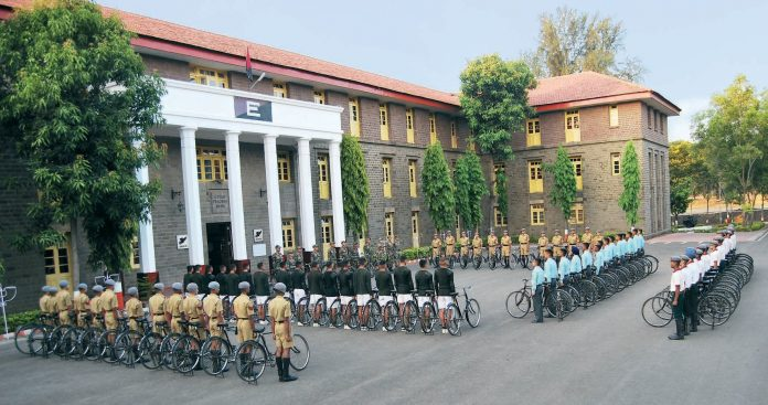 squadrons batallions national defence academy