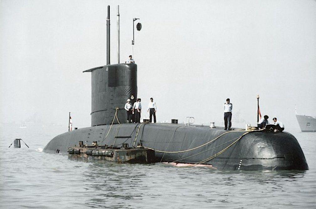 Shishumar class submarines Indian Navy