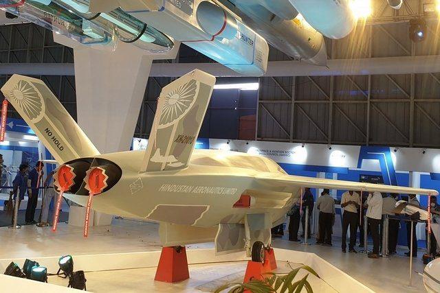 Hindustan Aeronautics Limited CATS Warrior UAV