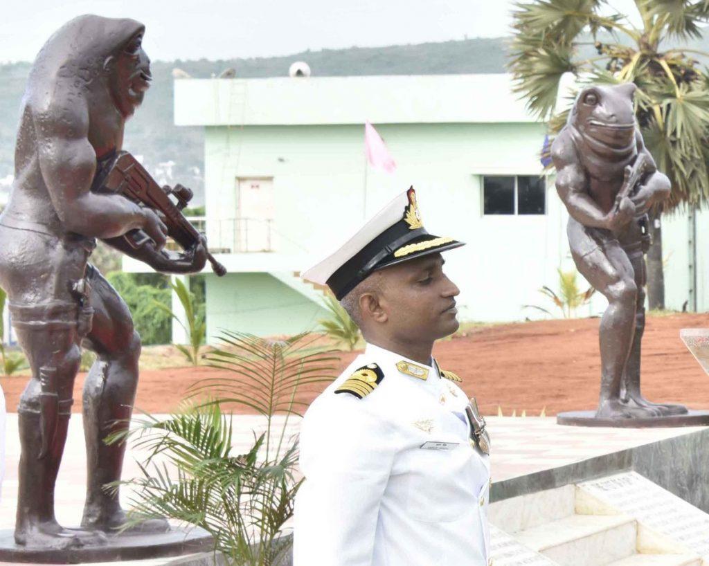 Capt Varun Singh Shaurya Chakra