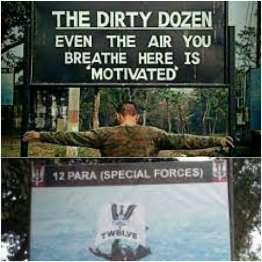 12 Para SF - Dirty Dozens