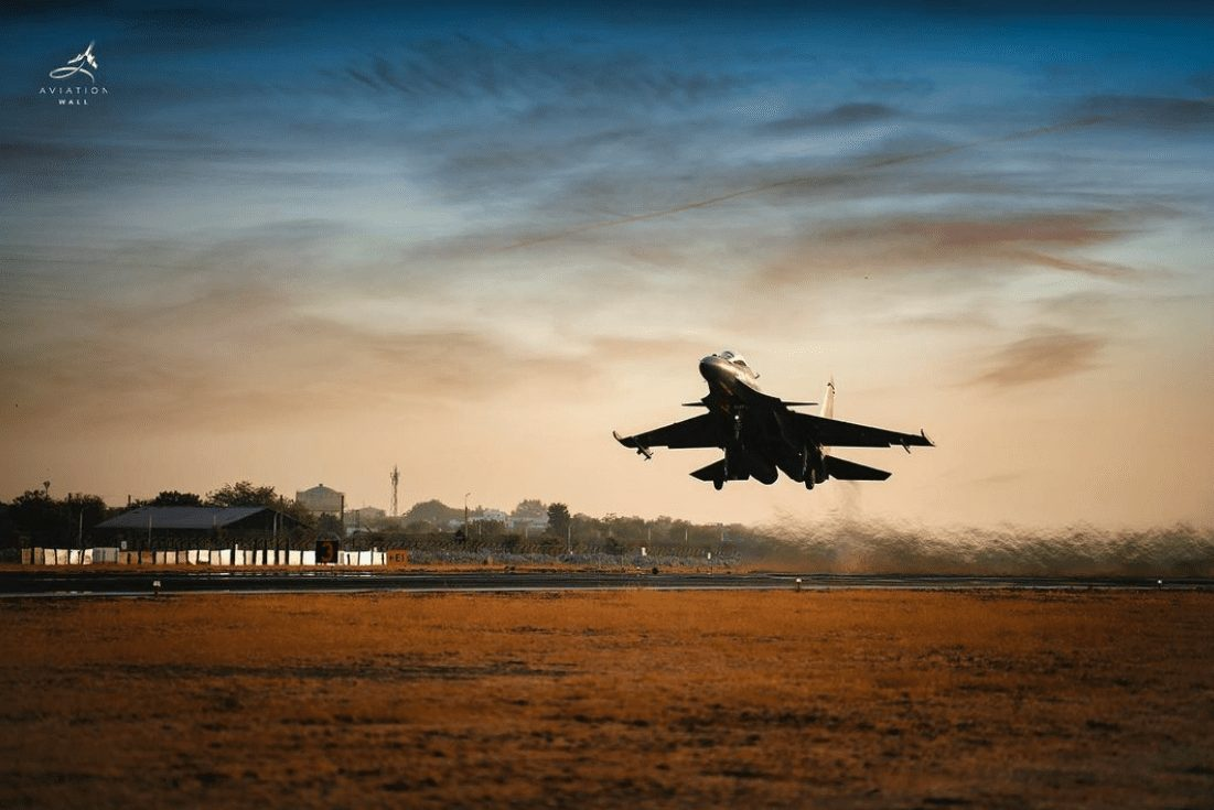 21 Incredible pictures of Sukhoi 30 MKI