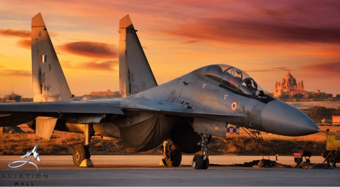Incredible pictures of Sukhoi 30 MKI Fighter Jet