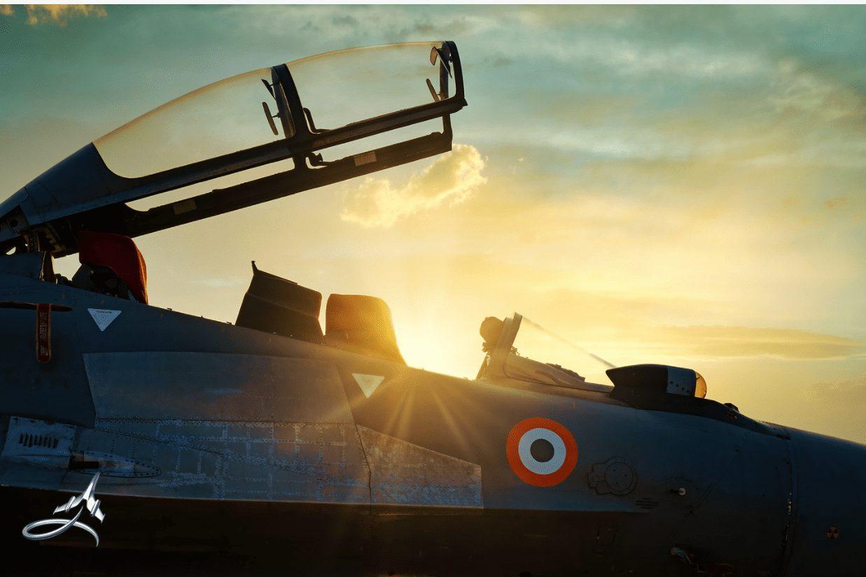 SU 30 MKI cockpit