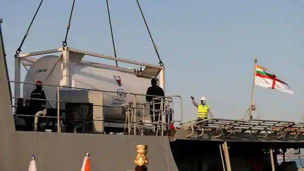 Operation Samudra Setu II