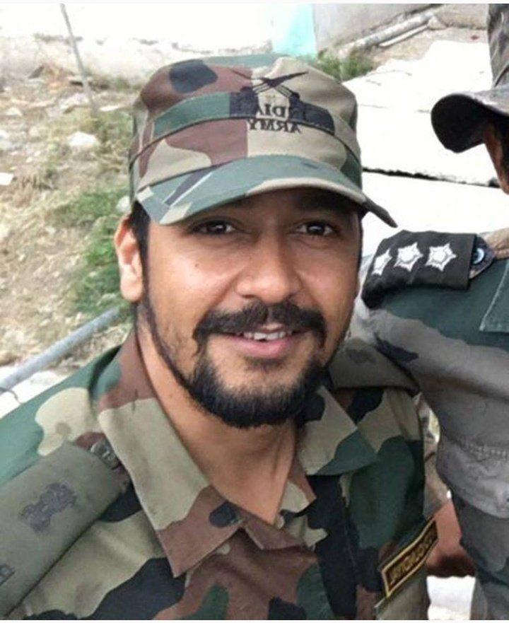 major vibhuti shankar dhoundiyal