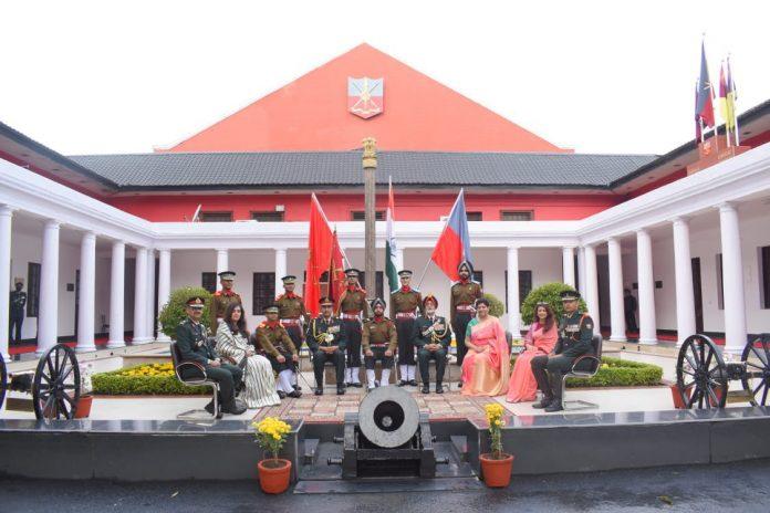 indian military academy dehradun