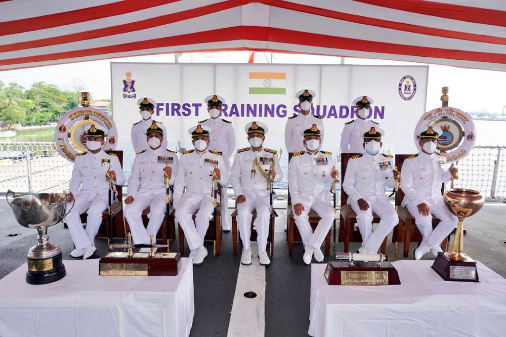 99th Integrated Officer Trainees Course
