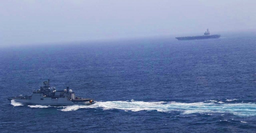 India US bilateral exercise