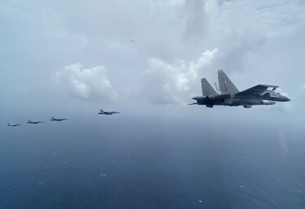 indo us exercise