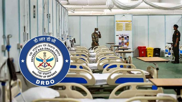 Contribution of DRDO during Covid