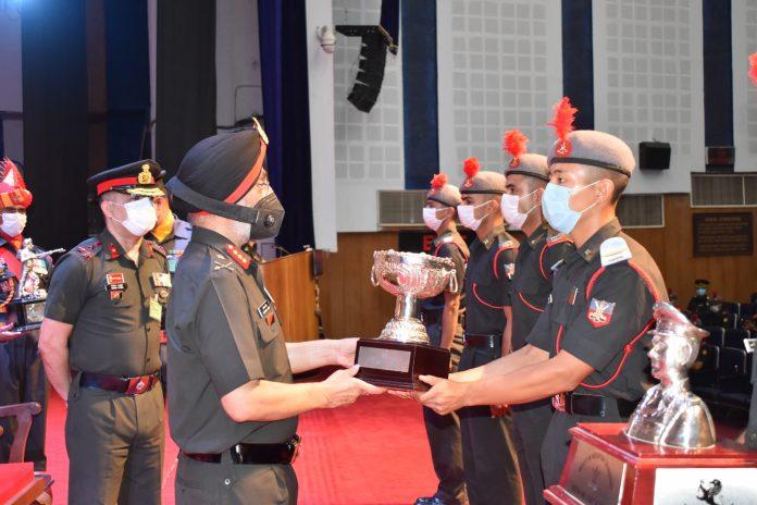 motivational trophy ima dehradun