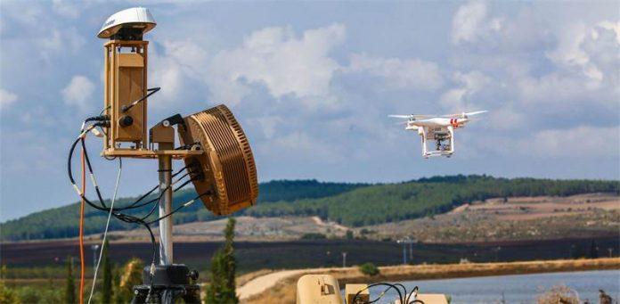 Anti-drone Technology India