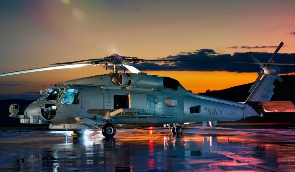 MH-60R Maritime Helicopters Indian Navy