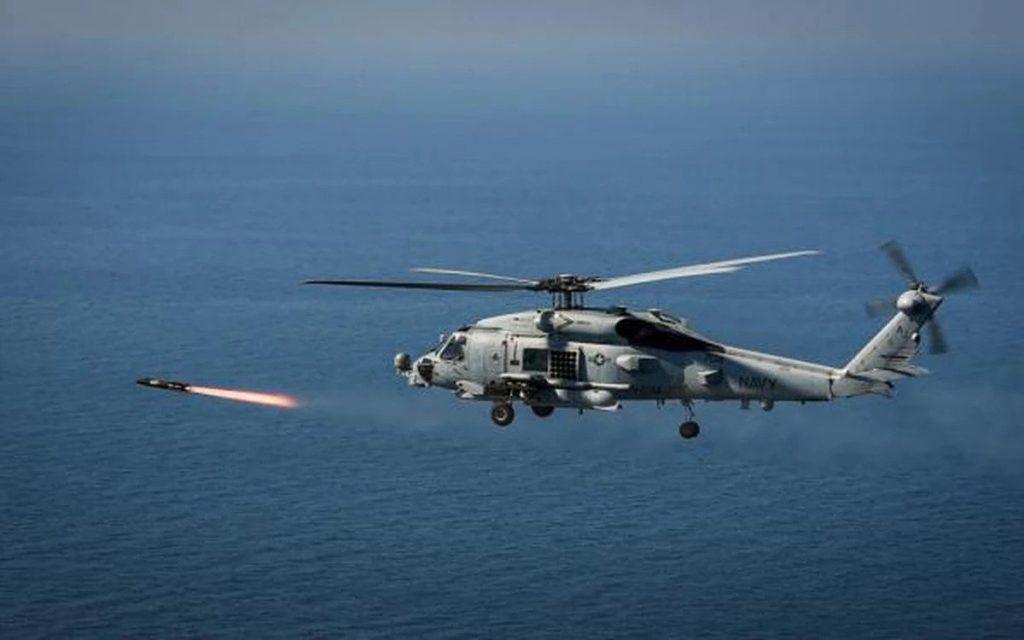 MH-60 Romeo Maritime Helicopters Lockheed Martin