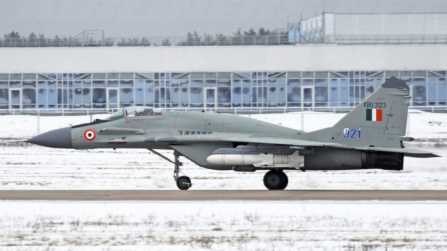 MiG 29 UPG