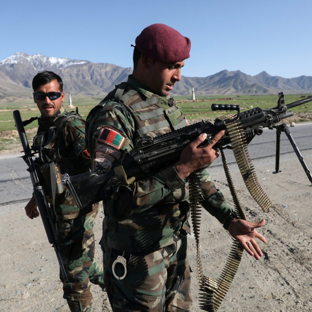 afghan cadets ima