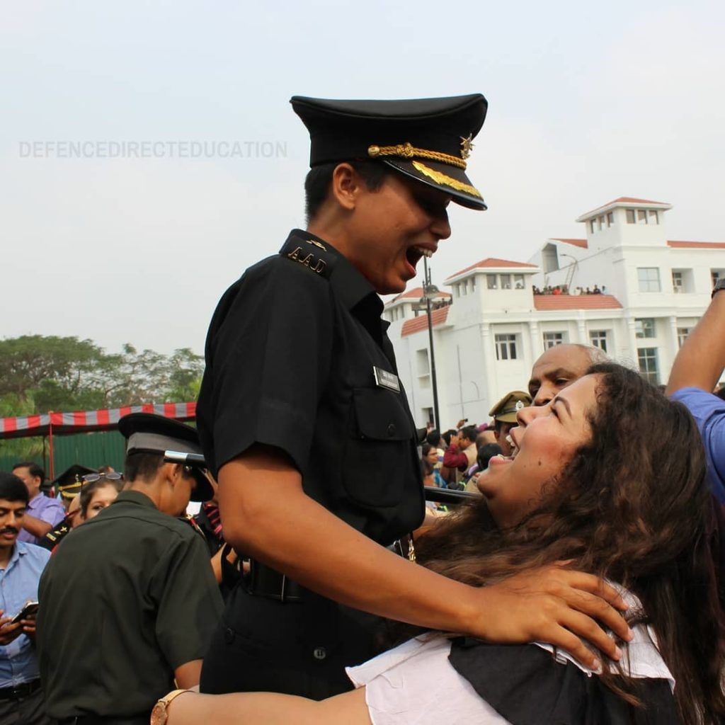 entries for women indian army